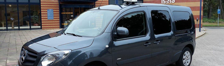 Mercedes Citan Rolstoel Taxi Kampen