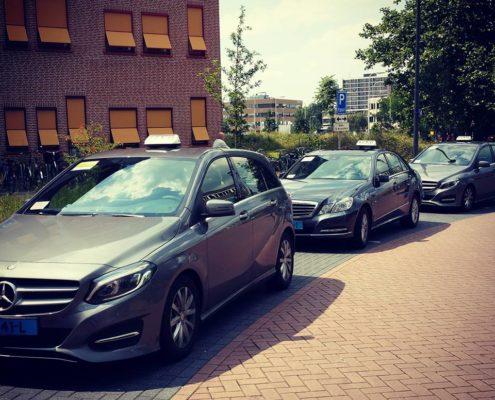 Mercedes B, E en B-Klasse, Isala Zwolle